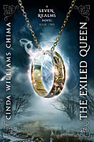 "Book cover of ""The Exiled Queen"""