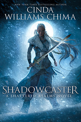 Shadowcaster hardback cover