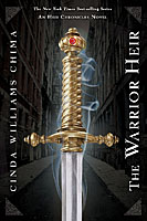 New cover of The Warrior Heir